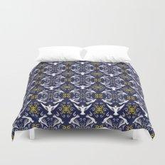 Doves Patterns Duvet Cover