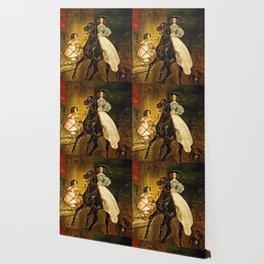 Karl Bryullov - A Rider Wallpaper