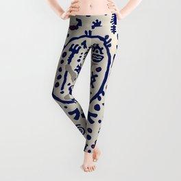 Bhudda Yoga Namaste' Leggings