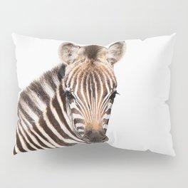 Baby Zebra Pillow Sham