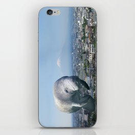 Oh, the HUGE MANATEE! iPhone Skin