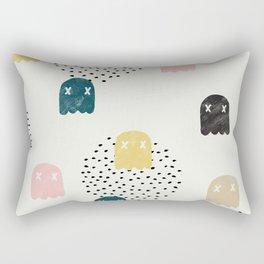 Dead Ghosts Rectangular Pillow