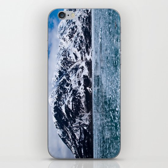 Frozen Ambitions  iPhone & iPod Skin