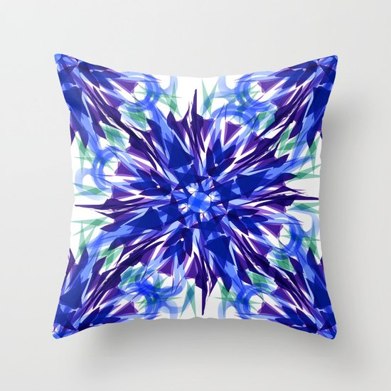 VITAKKA Throw Pillow