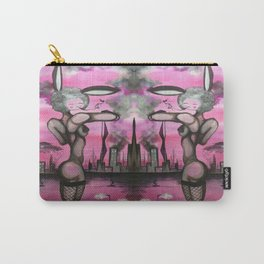 City Bunny Carry-All Pouch