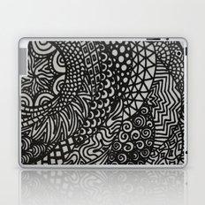 Radiating Laptop & iPad Skin