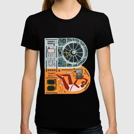 Navigation Control Room T-shirt