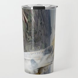 Aerobatic duel Travel Mug