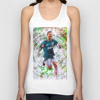 ronaldo Tank Tops featuring VIVA RONALDO by Cr7izbest
