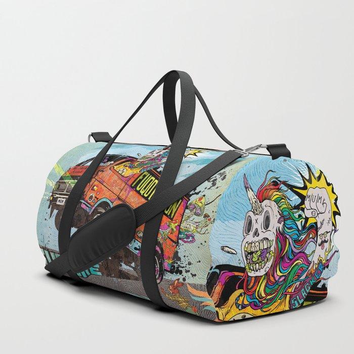 Opium Eater Duffle Bag