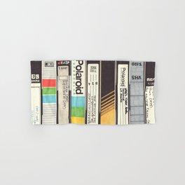 VHS Detail I Hand & Bath Towel