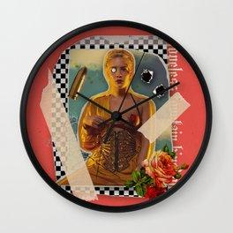 HFK No. 2 Wall Clock