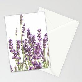 Purple Lavender #3 #decor #art #society6 Stationery Cards