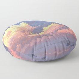 Horizon Floor Pillow