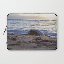 sunset snooze Laptop Sleeve