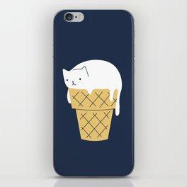 Meowlting kitty 1 iPhone Skin