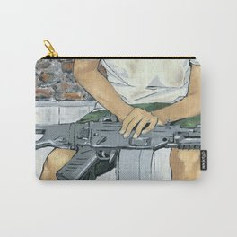Child Soldier 2 Carry-All Pouch