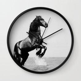 friesian Wall Clock