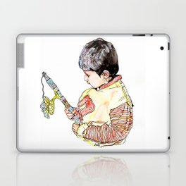 Something fishy Laptop & iPad Skin