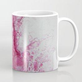 Tentacles, abstract acrylic fluid painting Coffee Mug