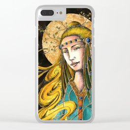The ever young Clear iPhone Case