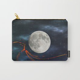 Fire streaks in the universe Carry-All Pouch