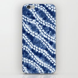 Shibori three iPhone Skin