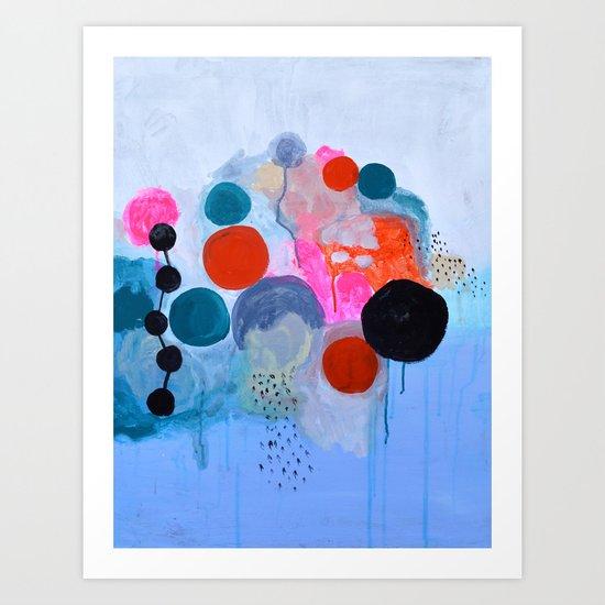 Impromptu No. 1 Art Print