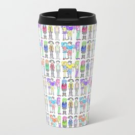 Daria and Friends Metal Travel Mug