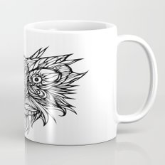 Face Flow Line Mug
