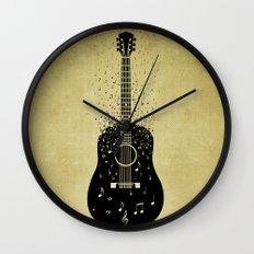 Musical ascension Wall Clock