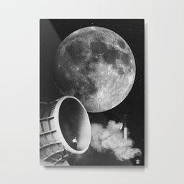 NightShift_03 Metal Print