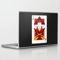 berserk Laptop & iPad Skins featuring Jack of Diamonds - Warrior Jack by Thirdway Industries Shop