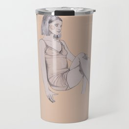 Margot Tenenbaum Travel Mug