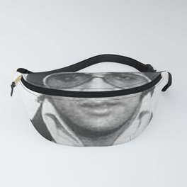 Elvis Presley Mug Shot Vertical Fanny Pack