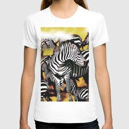 ZEBRA:  GO YOUR OWN WAY T-shirt