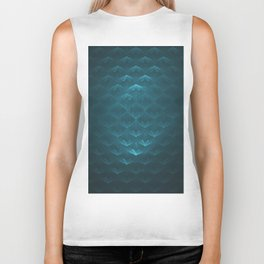 Squirtle Shell Biker Tank