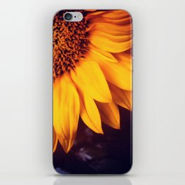 Mellow Yellow iPhone Skin