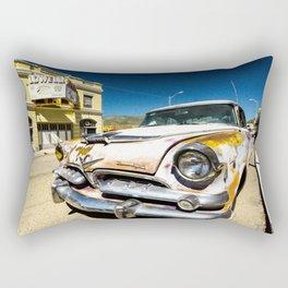 Lowell - Against the Grain Rectangular Pillow