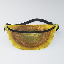 Sunflower - Flower, Floral, Nature Photography Fanny Pack