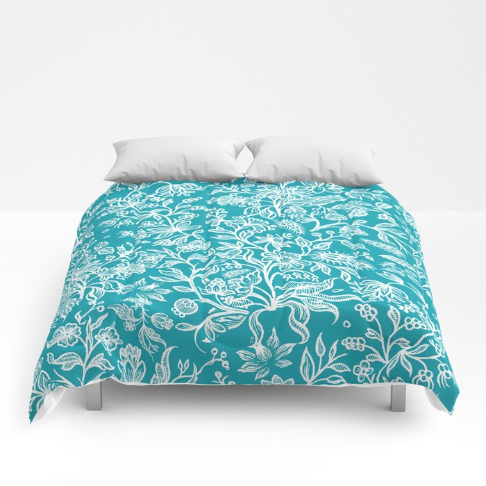 Decorative flowers 29 Comforters