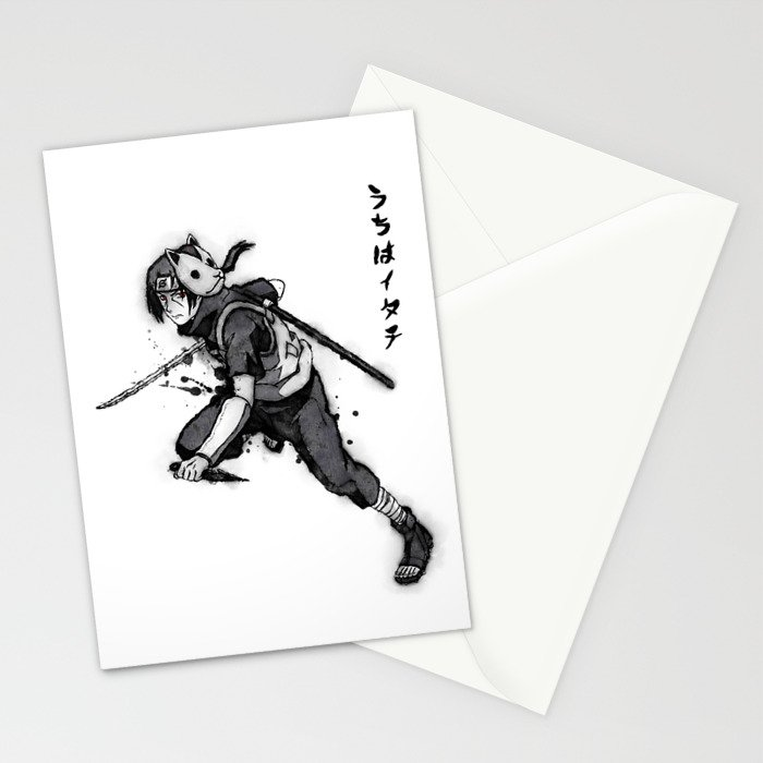 Anbu Ink Stationery Cards
