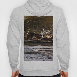Iceland Wreck Hoody