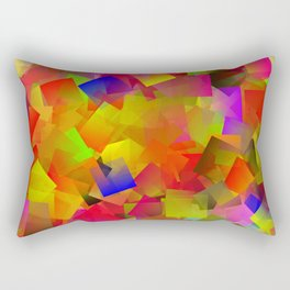 Sunny autumn Rectangular Pillow