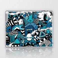 Buenas Noches Laptop & iPad Skin