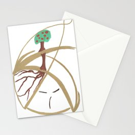 "Mr. ""Tree in hat!"" Stationery Cards"