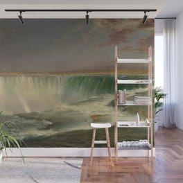 Frederic Edwin Church - Niagara Falls Wall Mural