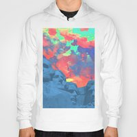 rushmore Hoodies featuring Mt Rushmore by Cale potts Art