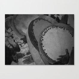 Saudi Drums Canvas Print