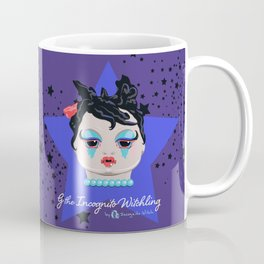 G the Incognito Witchling Coffee Mug
